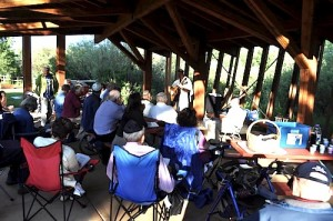Shabbat with Rabbi Mike Comins - Owen Bircher Park @ Owen-Bircher Park | Wilson | Wyoming | United States